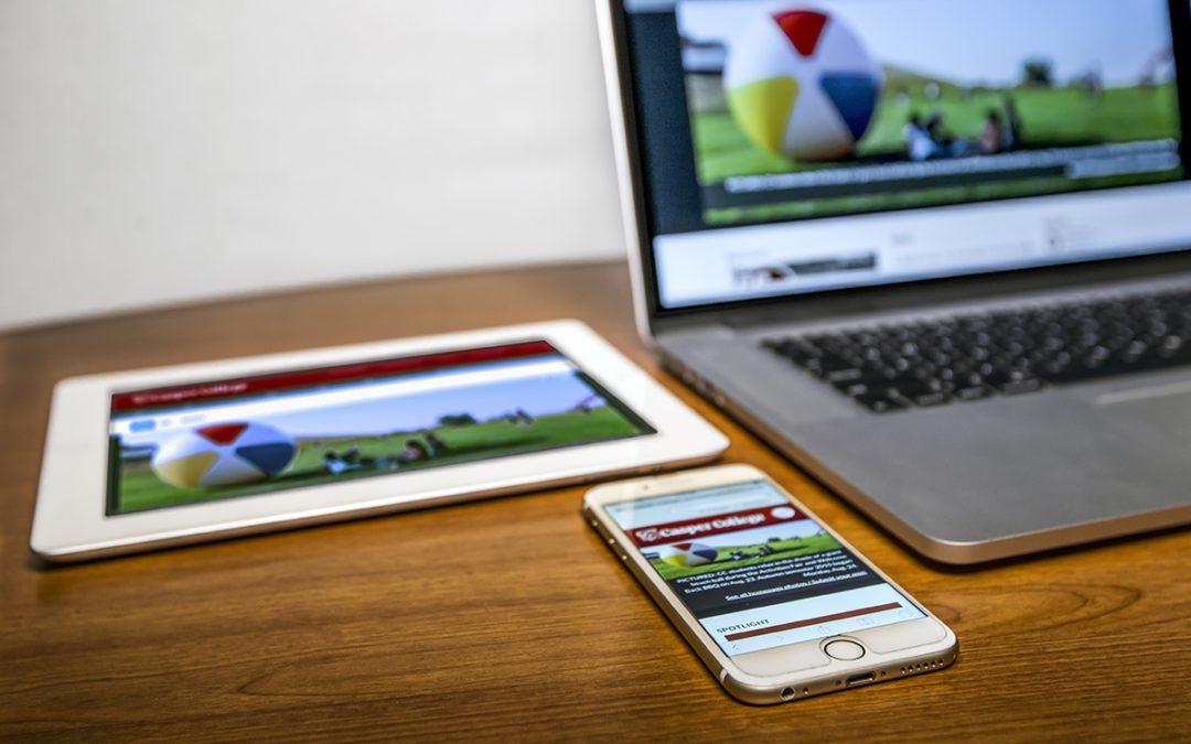 Casper College Announces Website Redesign