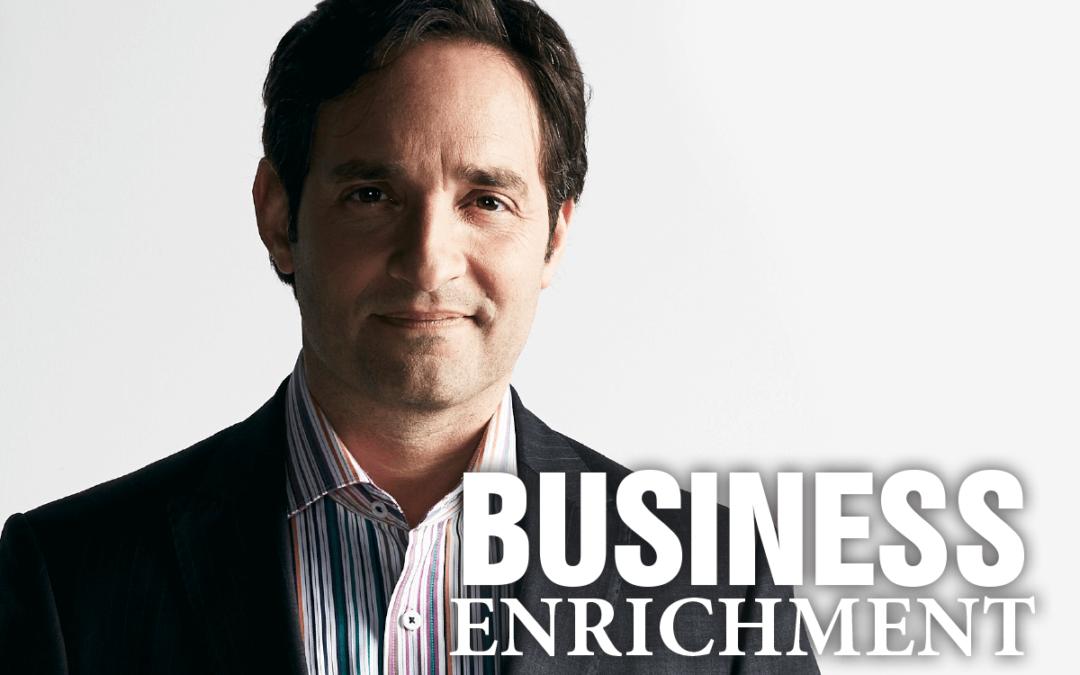 Josh Linkner Speaker for Business Enrichment