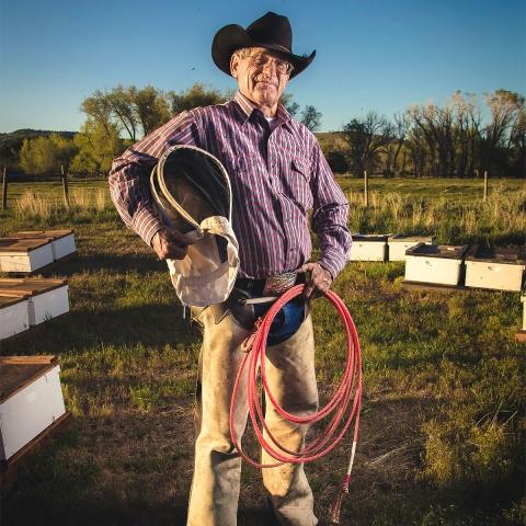 Bee Keeper, Roper, Renaissance Man – Five Questions