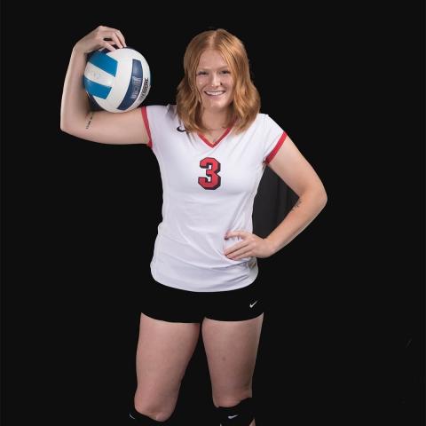 Volleyball 2018 – Q&A: Meet Emma Rogers