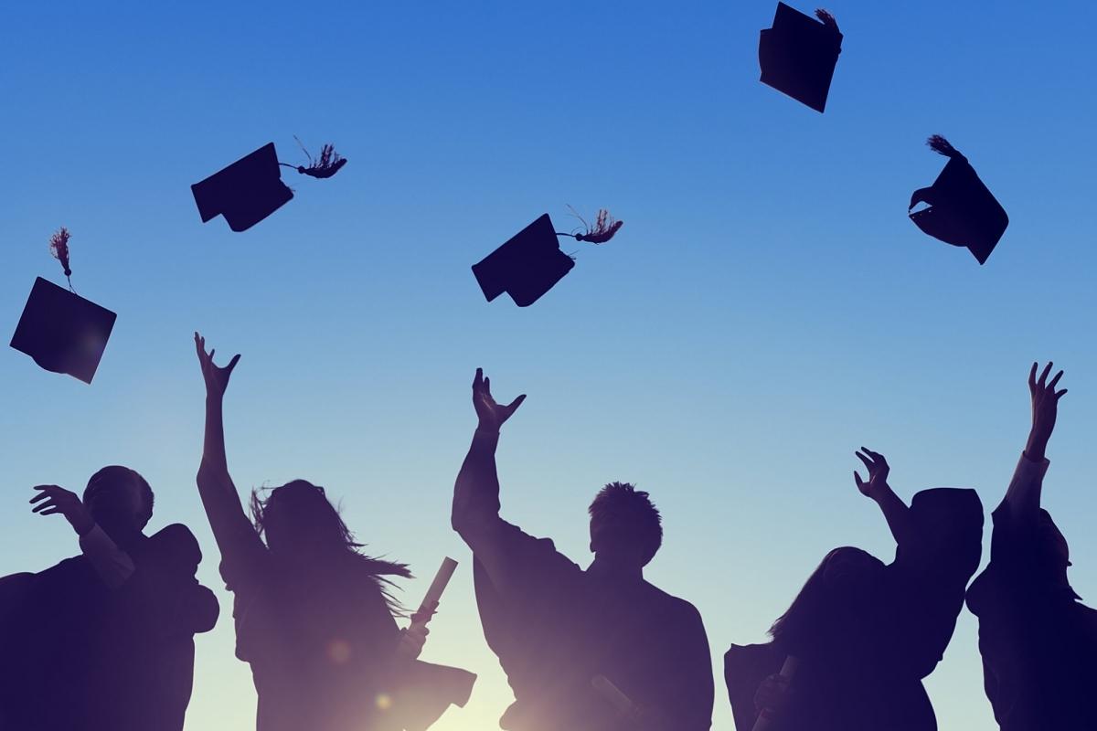 Image for ALC graduation release.