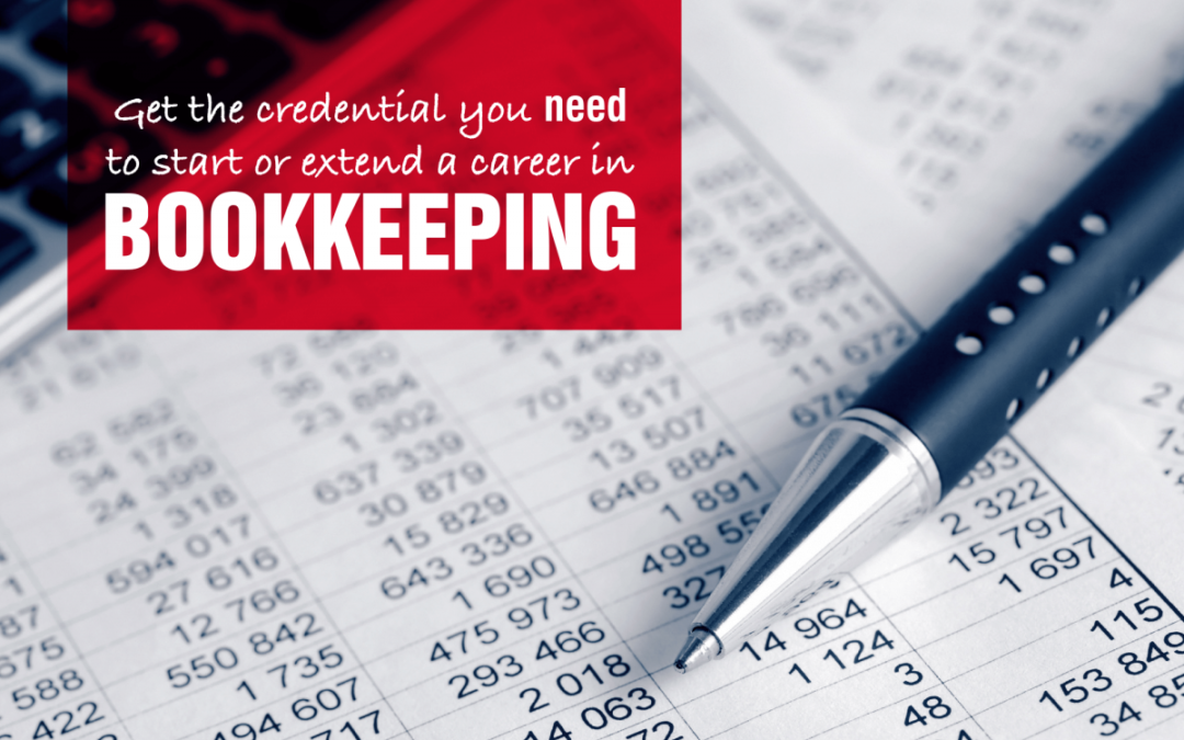 College to Offer Bookkeeping Certificate and Degree Starting Fall 2019