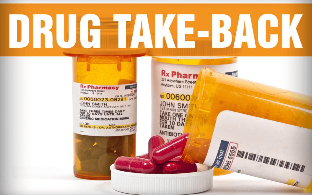 Drug Take-Back April 10 at Casper College