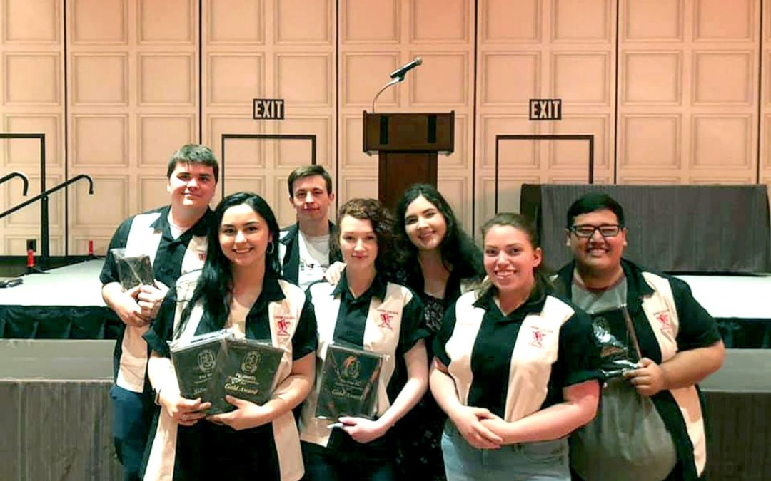 Forensics Team Ends Season with Wins at Nationals