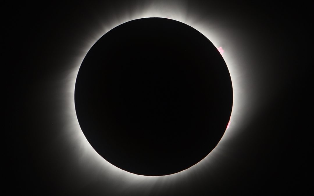 Casper College Hosts Many for Exciting Total Solar Eclipse