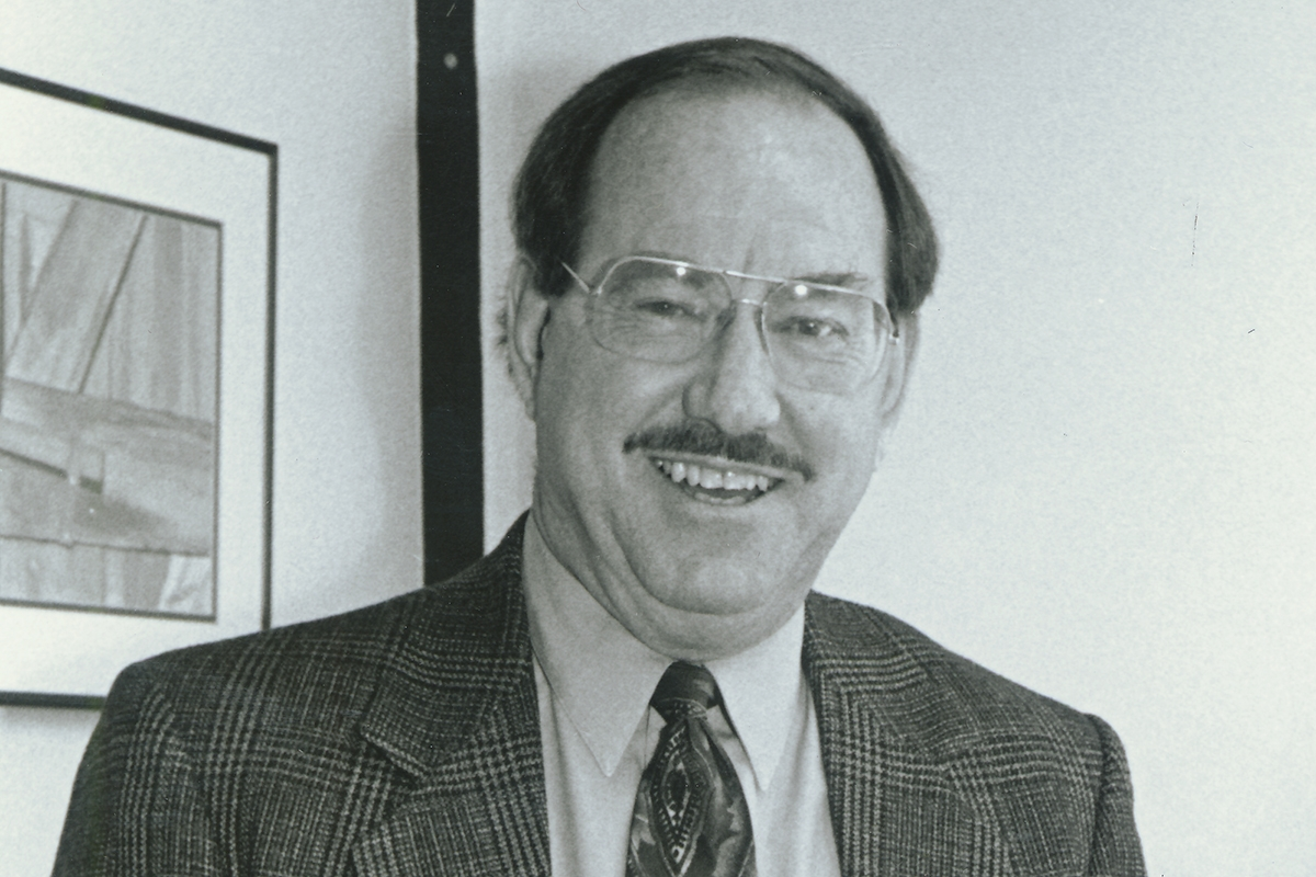 Photo of Leroy Strausner
