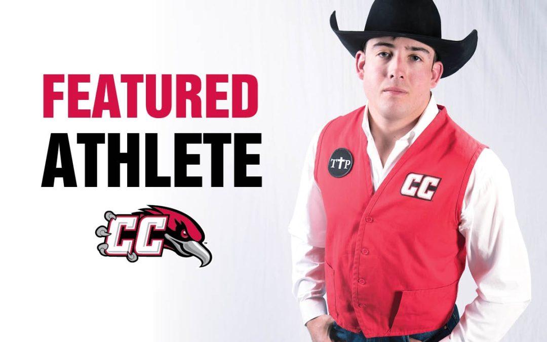 Jake Fulton: Steer Wrestler Does the Red Vest Proud