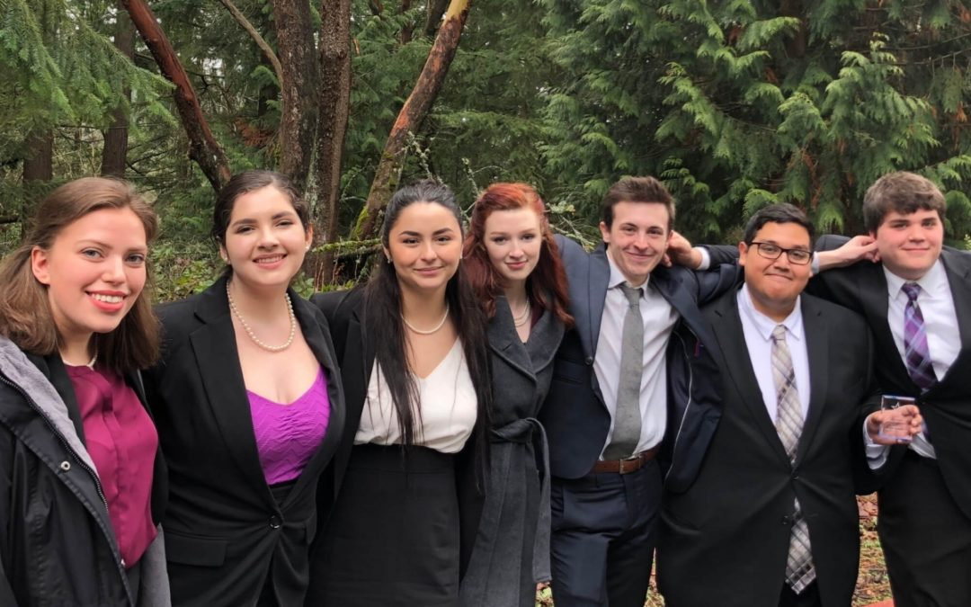 CC Forensics Team Takes Second in Berlin