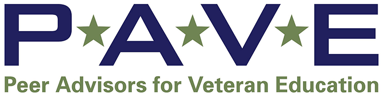 logo for Peer Advisors for Veteran Education