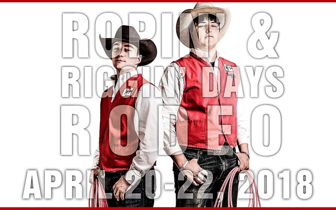 T-Birds Host 63rd Ropin' and Riggin' Days Rodeo