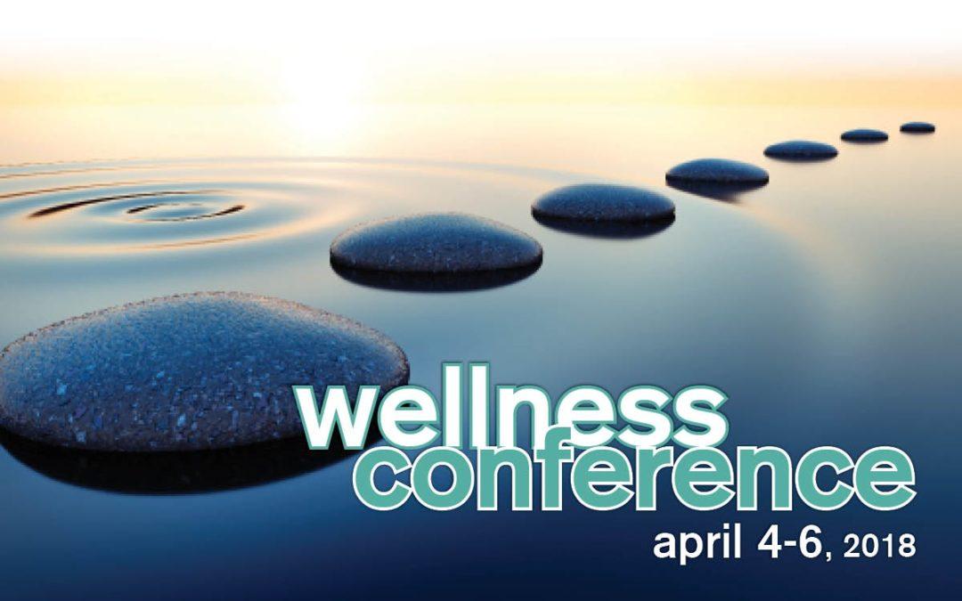 30th Annual Wellness Conference April 4-6 at Casper College