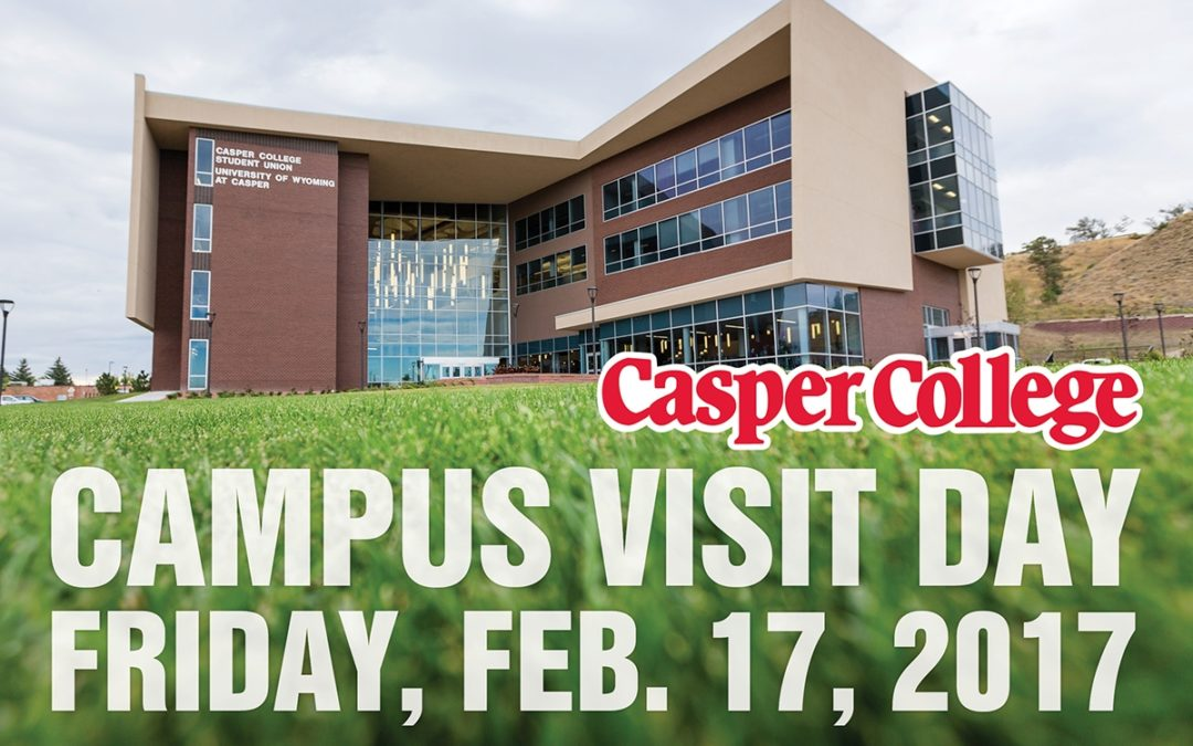 Campus Visit Day Friday, Feb. 17