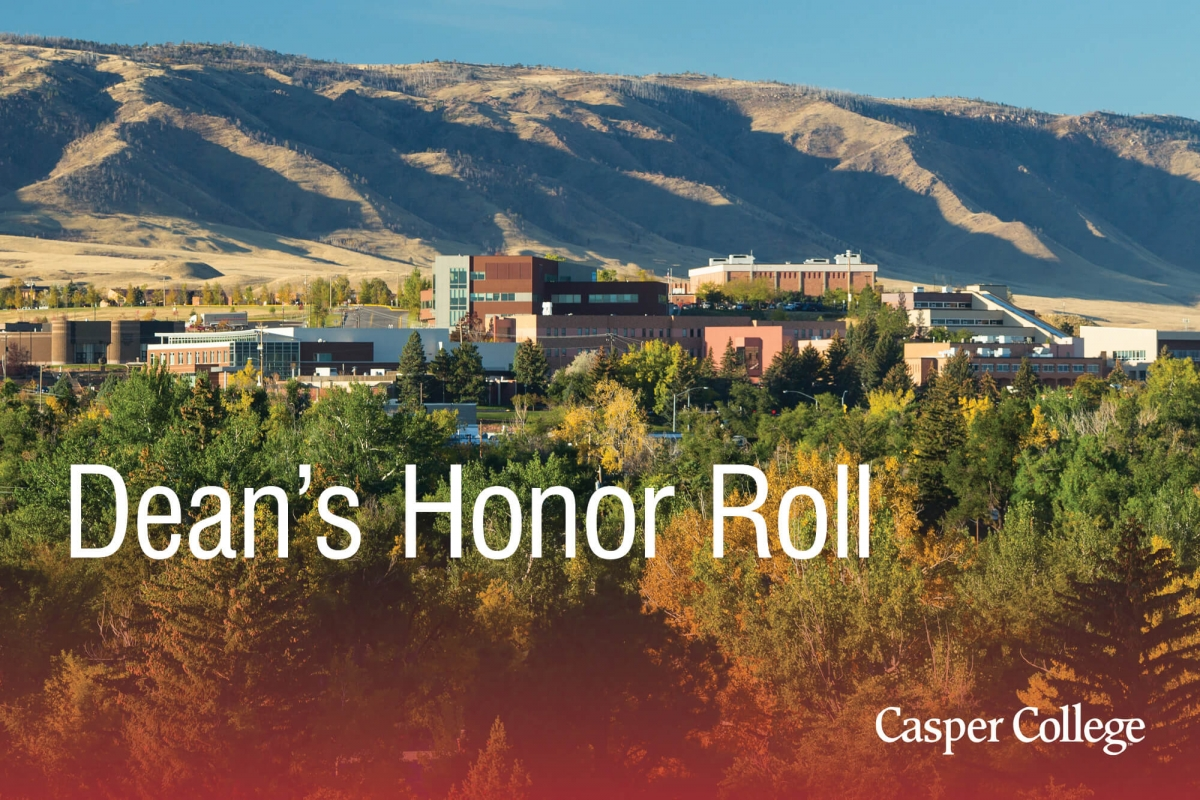 Image for 2019 spring dean's honor roll press release.
