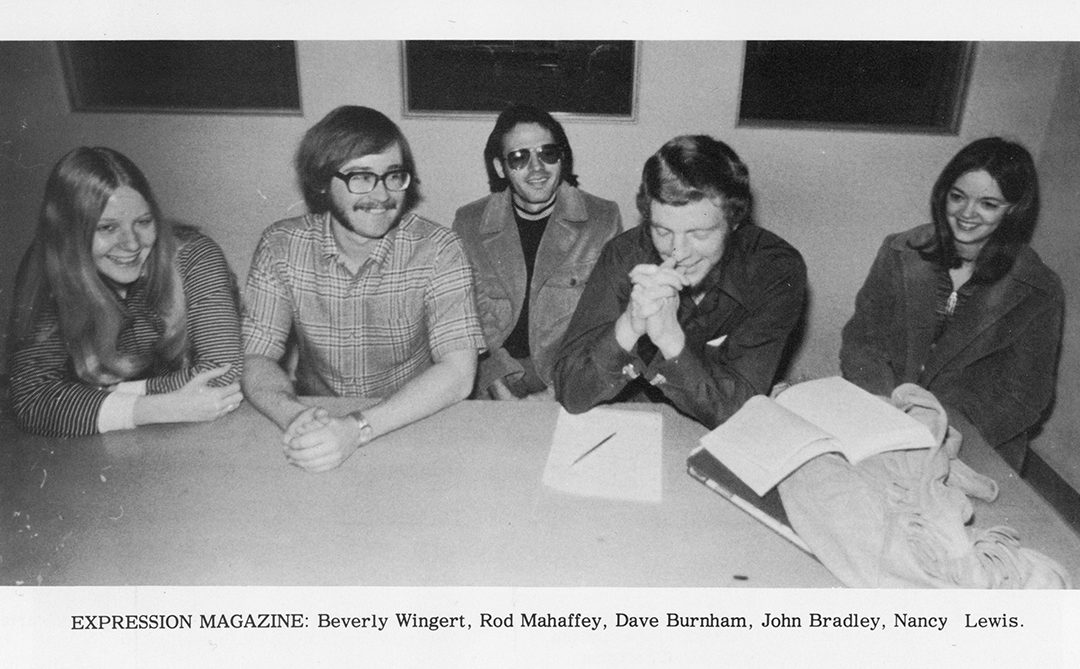 A Page in Time: A Look Back at Expression Magazine