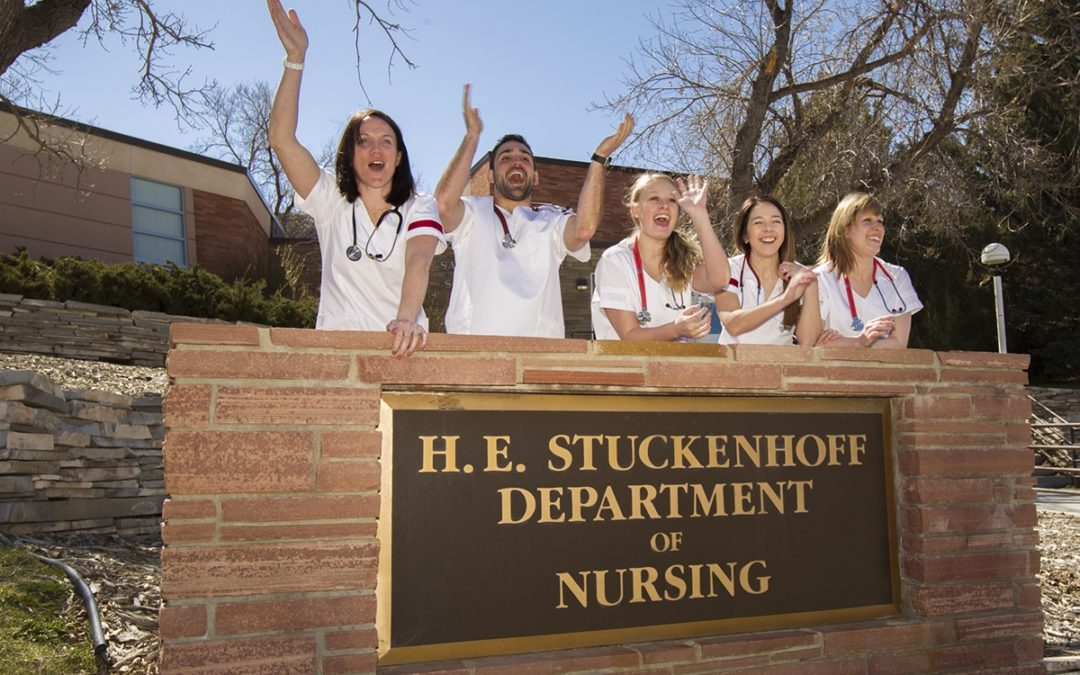 The Revolution in Nursing Education  is Here