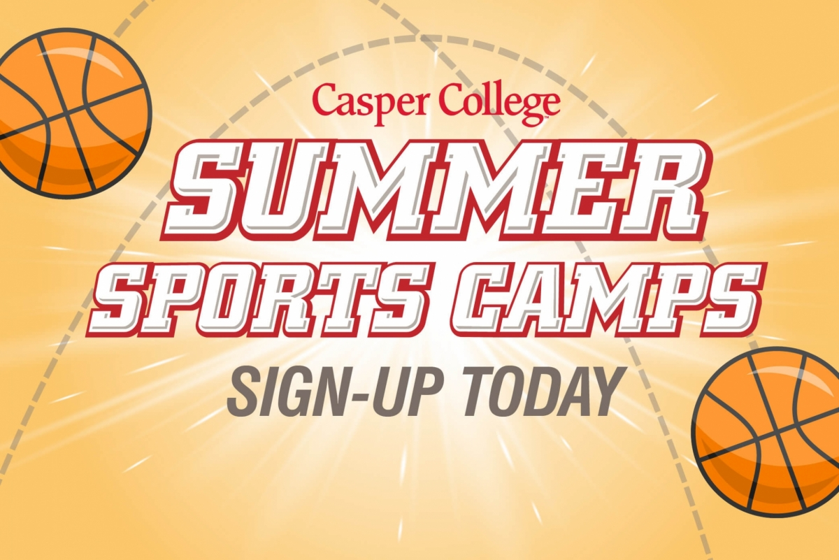 Image for boys' basketball camp press release.