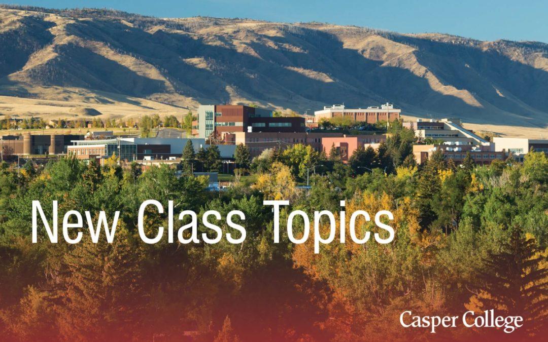 Classes to Explore Holocaust, Terrorism, and Latin America