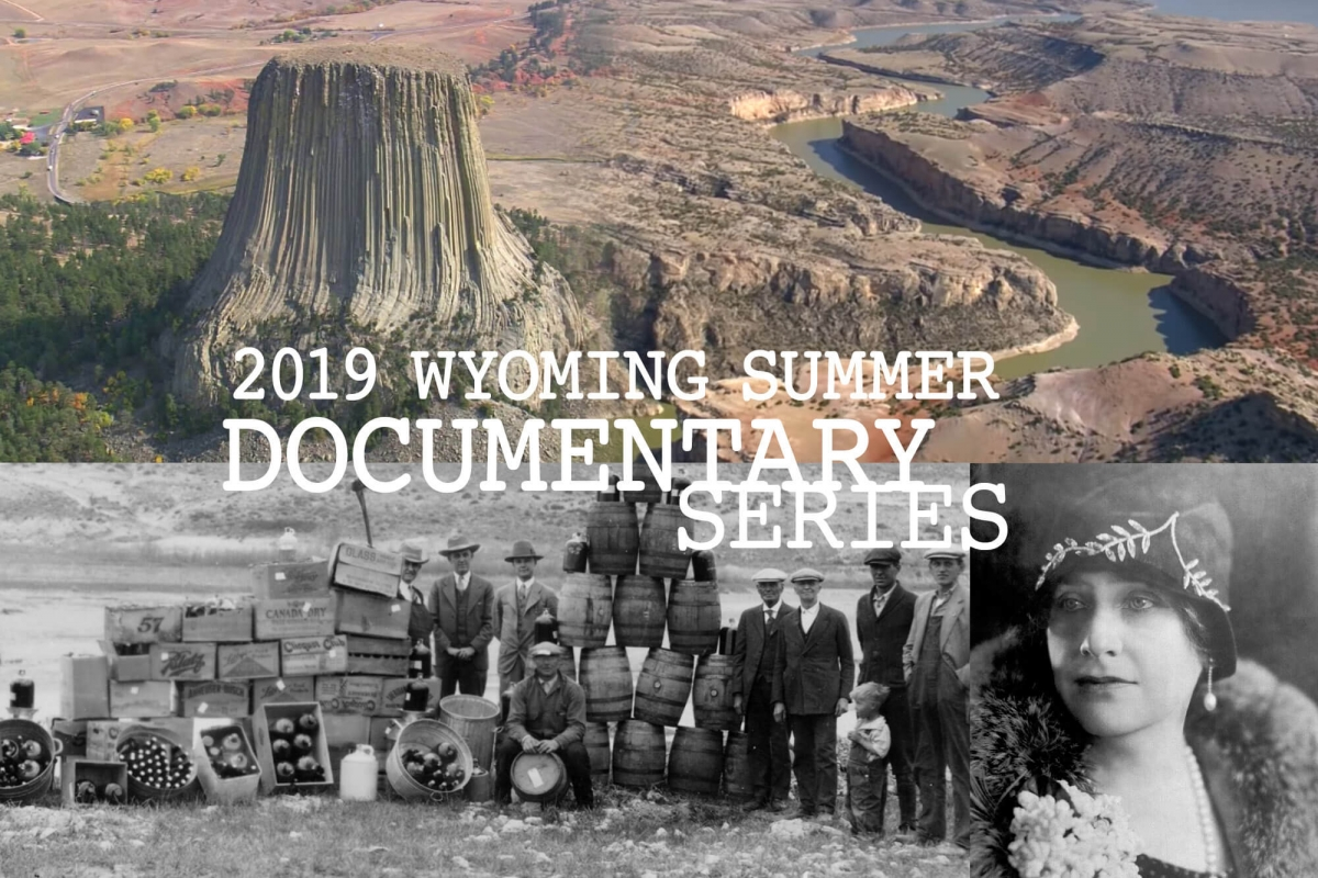 Image for Western History Center film showings press release.