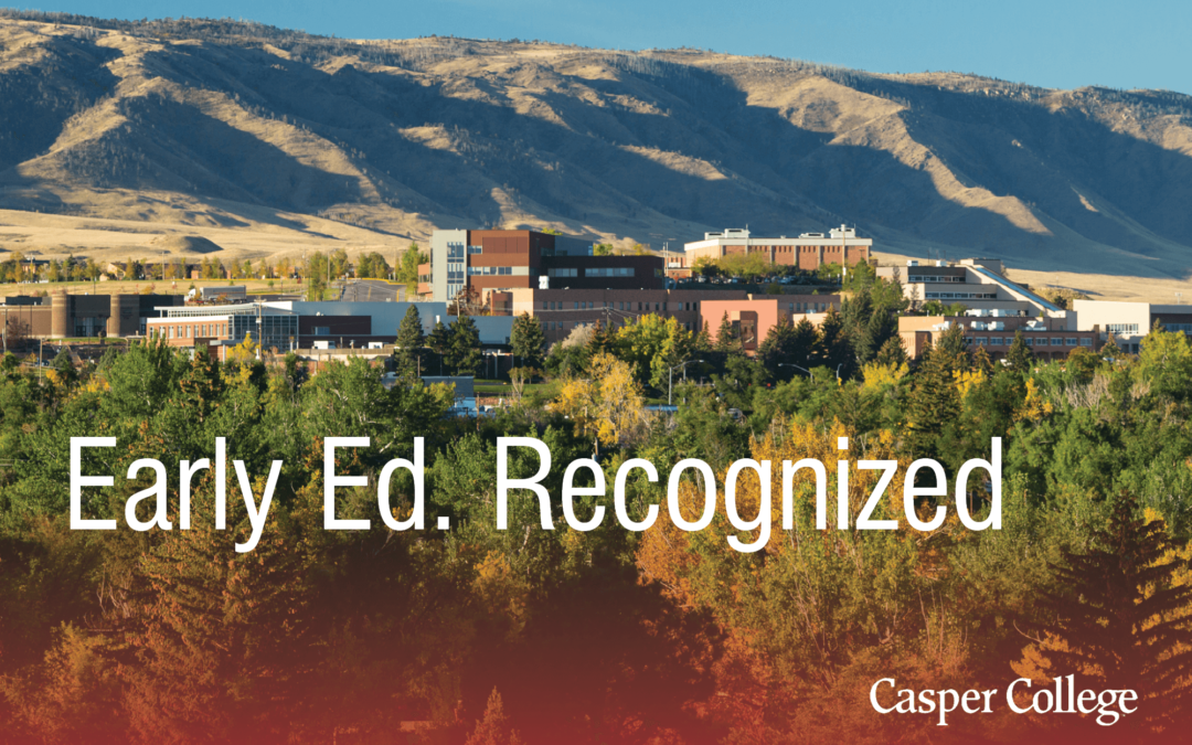 Casper College online program earns national attention