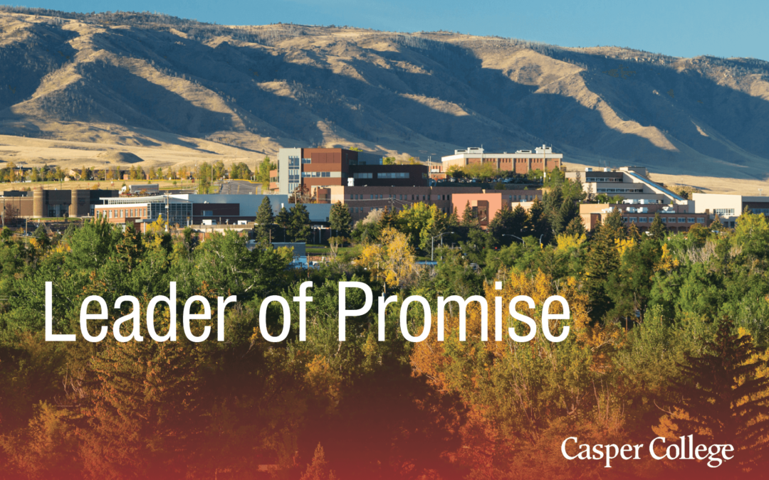 Casper College student Devin Pike selected as a Coca-Cola Leader of Promise