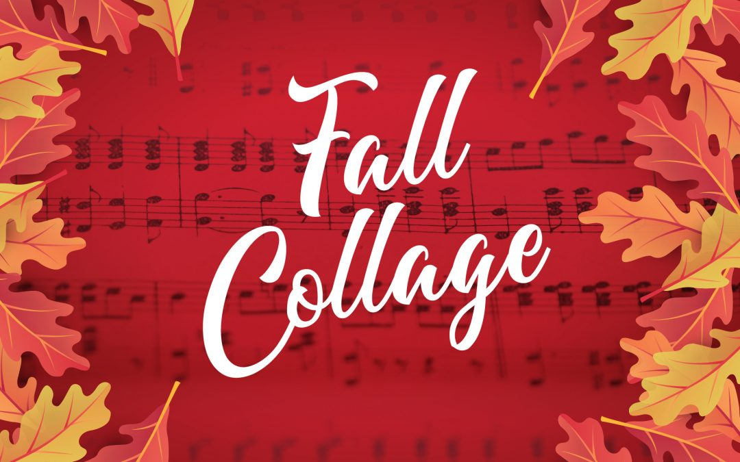 """Two new ensembles debut at """"Fall Collage"""" concert"""