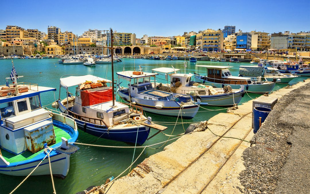 Mediterranean adventure on the island of Crete info session Oct. 24