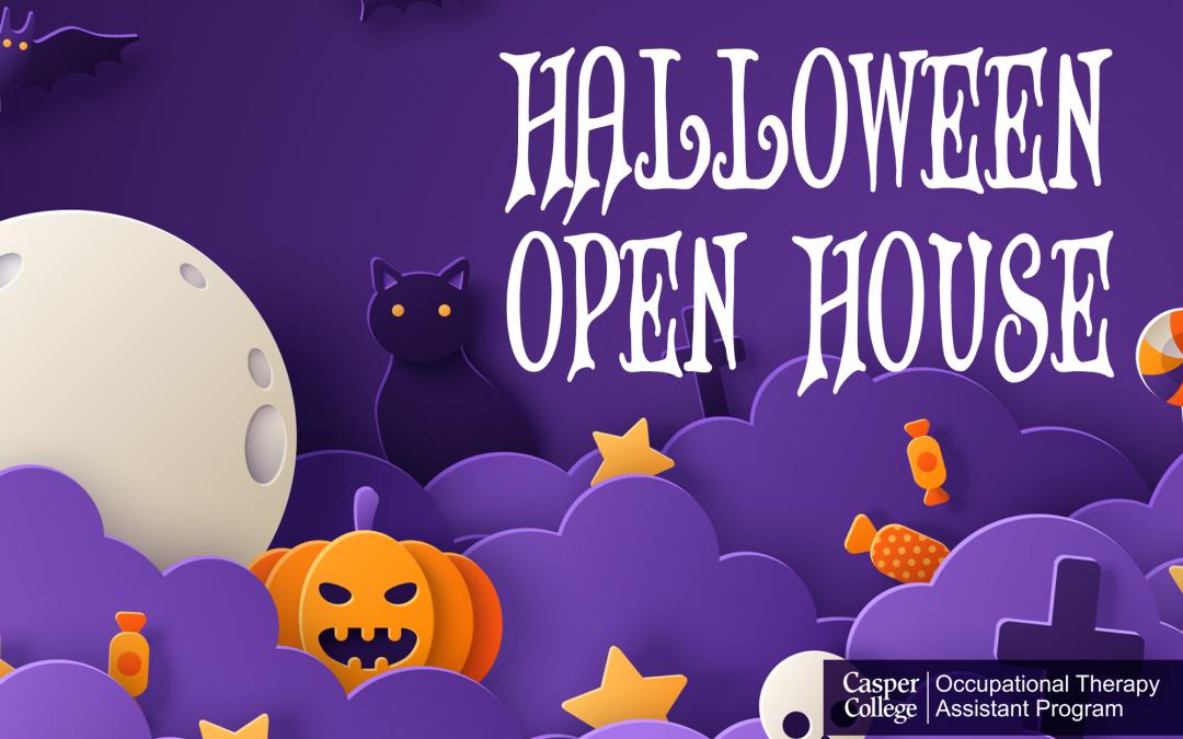 OTA Club hosts Halloween Open House