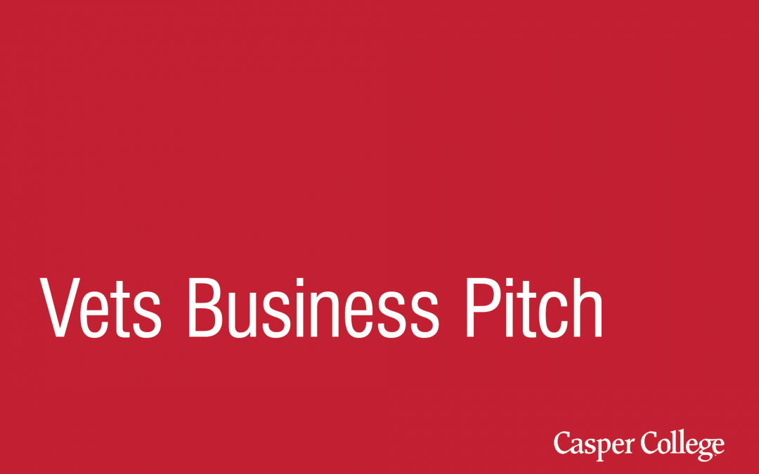 Casper College holds Business Pitch Competition
