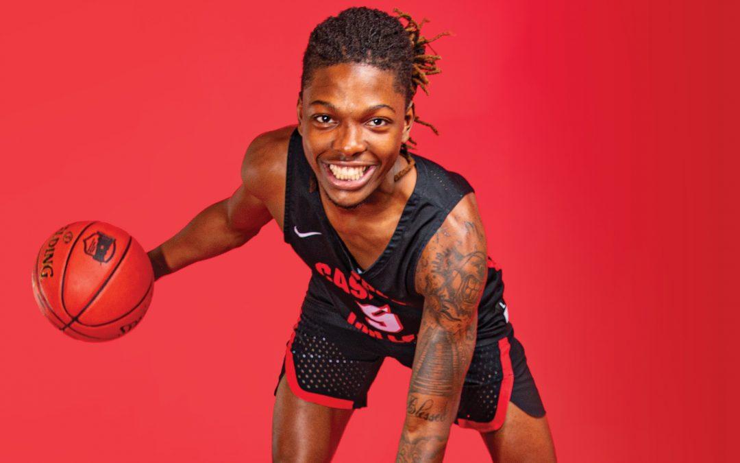 Men's basketball 2019-2020: Q and A: Meet Isaiah Banks