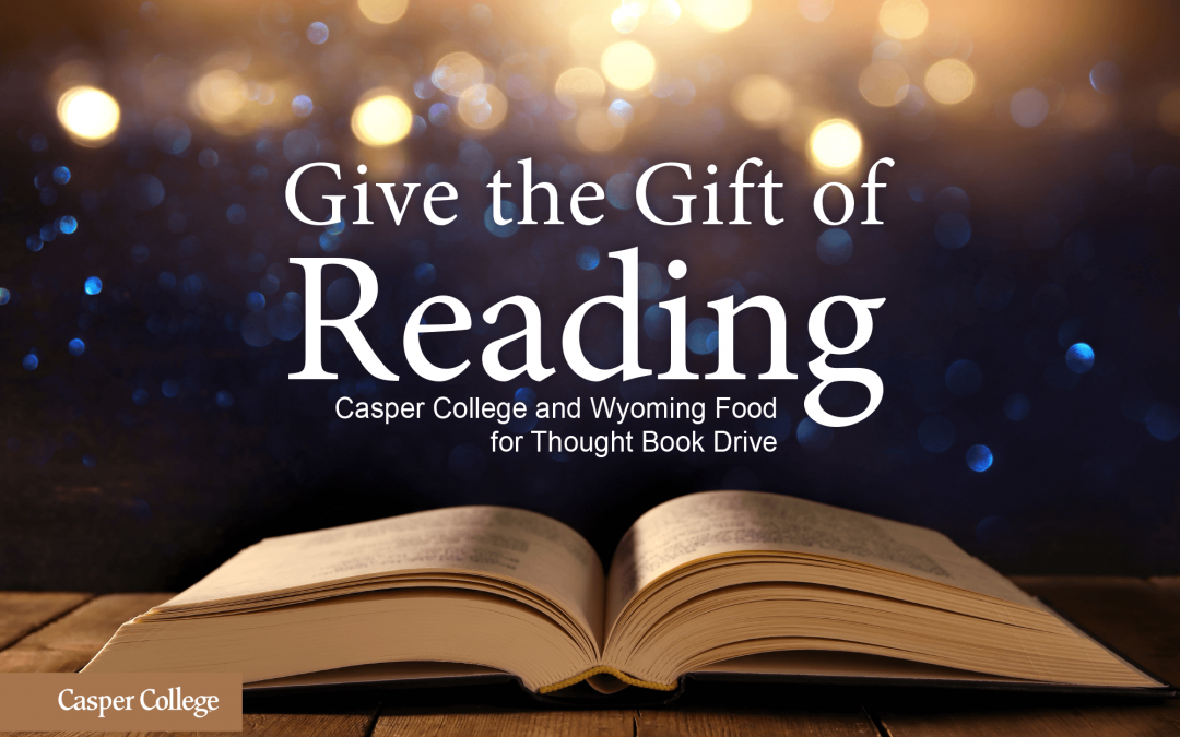 College library holds Sixth Annual New Book Drive