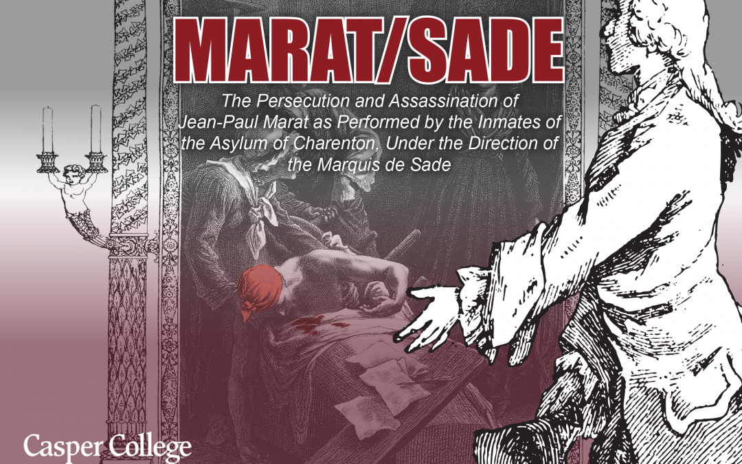 'Marat/Sade' theatrical experience unlike most