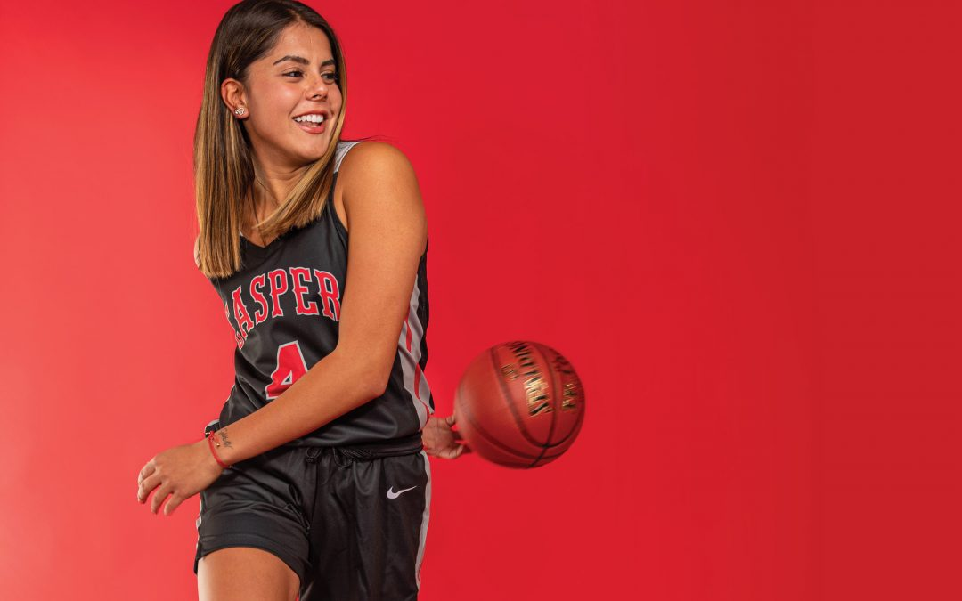 Women's basketball 2019-2020: Q and A: Meet Nazli Bayazit