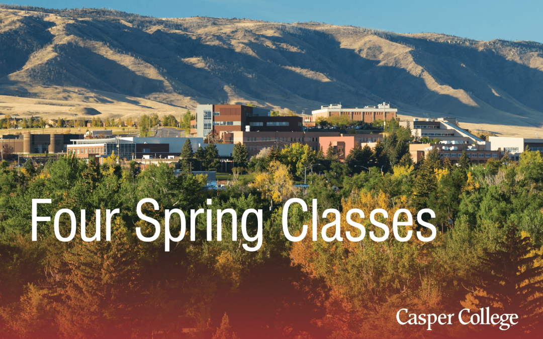 Classes announced for spring 2020