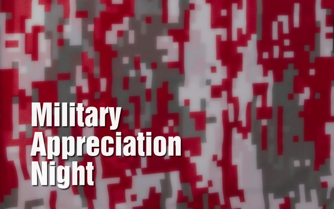 'Military Appreciation Night' Birds versus Cougars