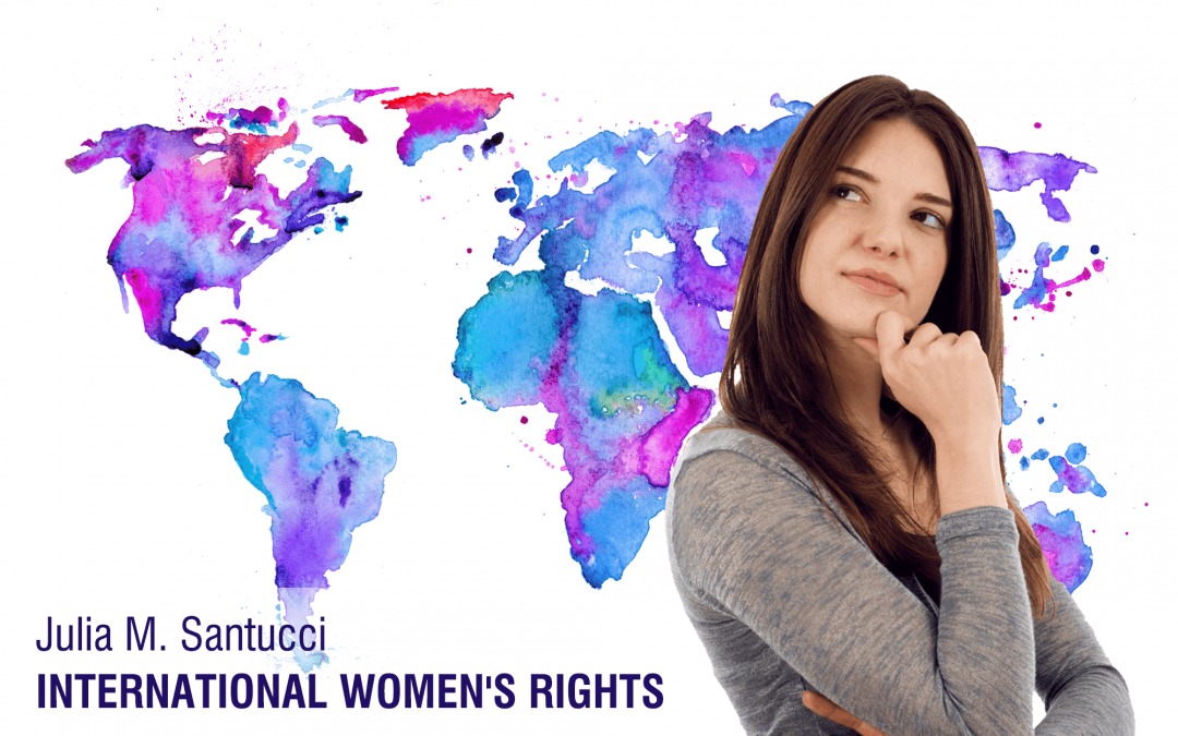 International women's rights topic of talk