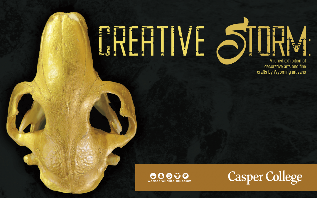 Creative Storm exhibit opens April 9
