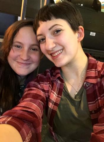 Jessica Gray and Rachel Gray Staley