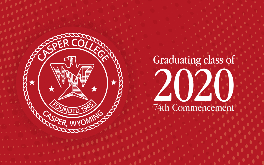 Celebrate today with Casper College graduates