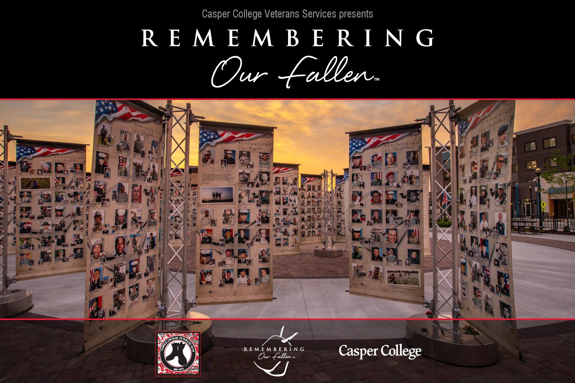 Image for the Fallen Heroes Memorial.