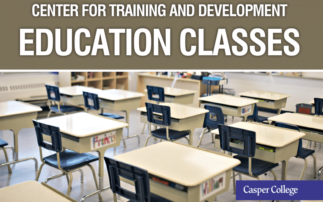 Casper College offers variety of classes for educators