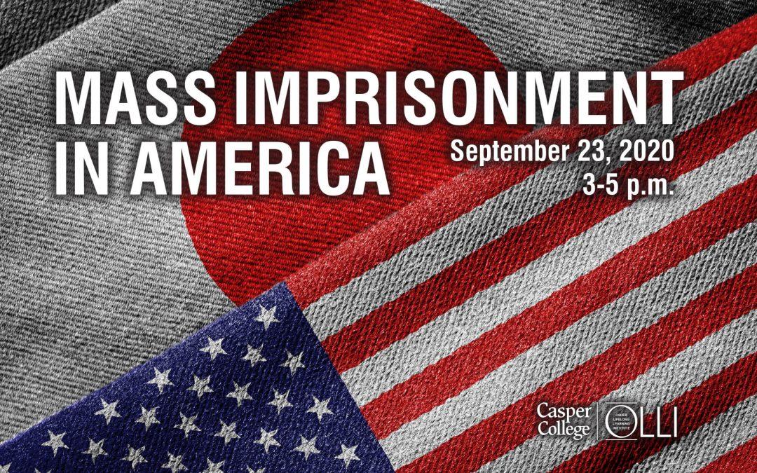 Sam Mihara to speak on 'Mass Imprisonment in America'