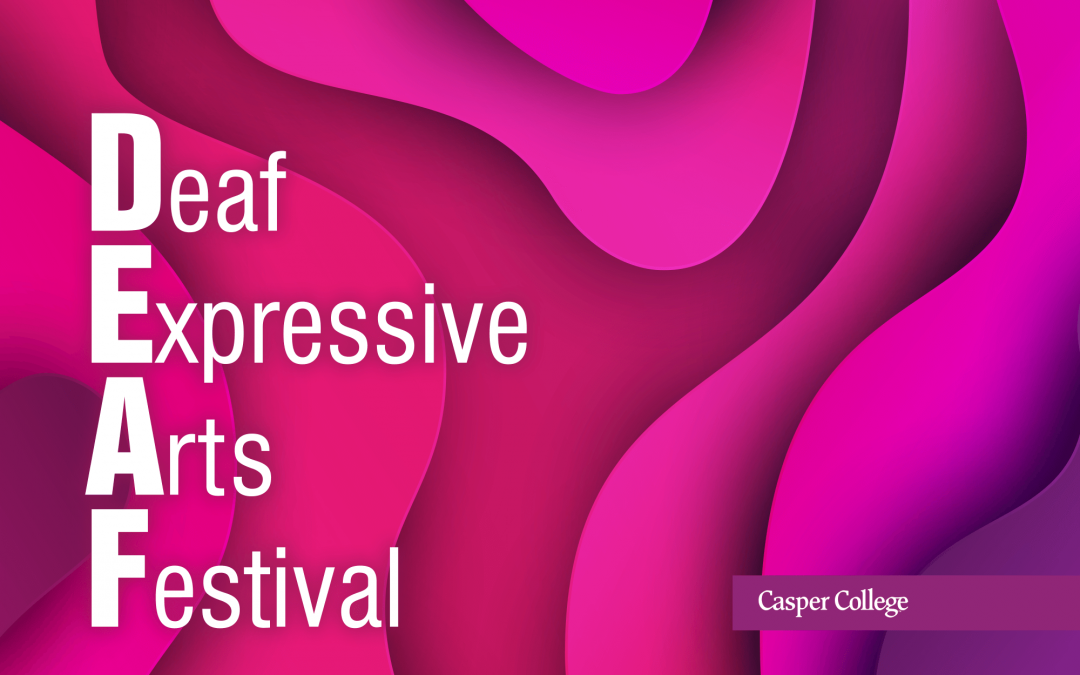 Fourth Annual Deaf Expressive Arts Festival online