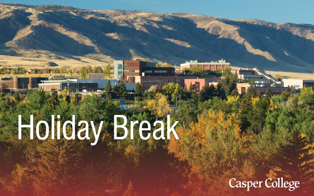 College closed for holiday break