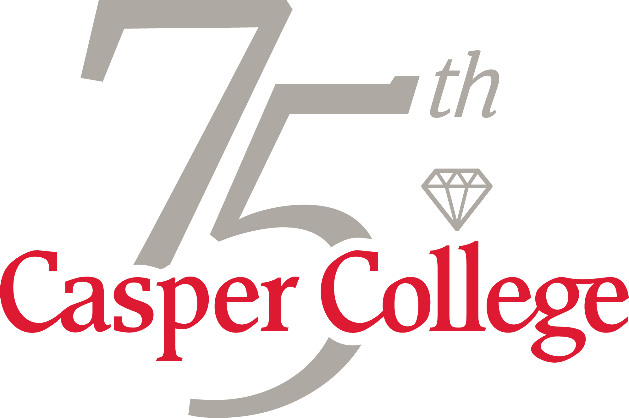 Casper College 75th anniversary