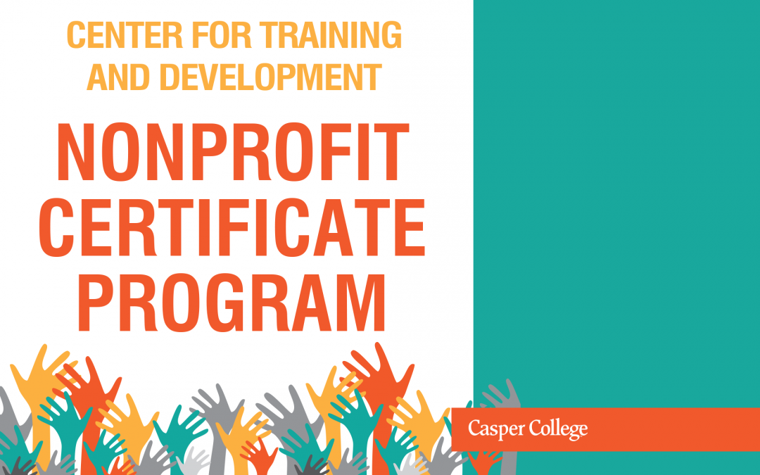 Casper College offers variety of classes for nonprofits