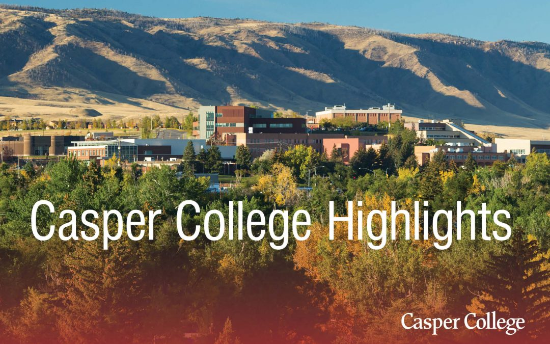 Casper College 2019-2020 recognitions and highlights
