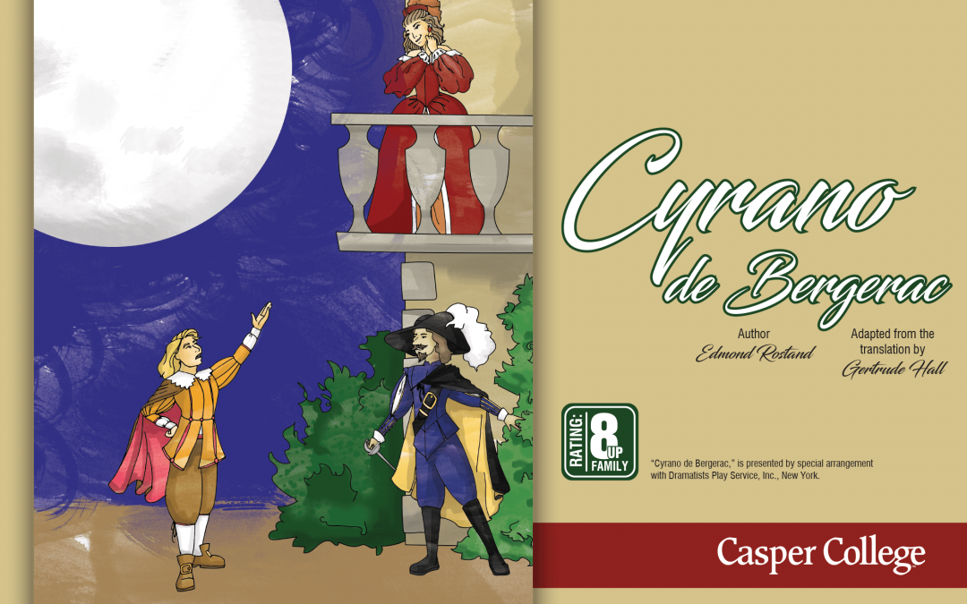 Fun and adventure offered with 'Cyrano de Bergerac'