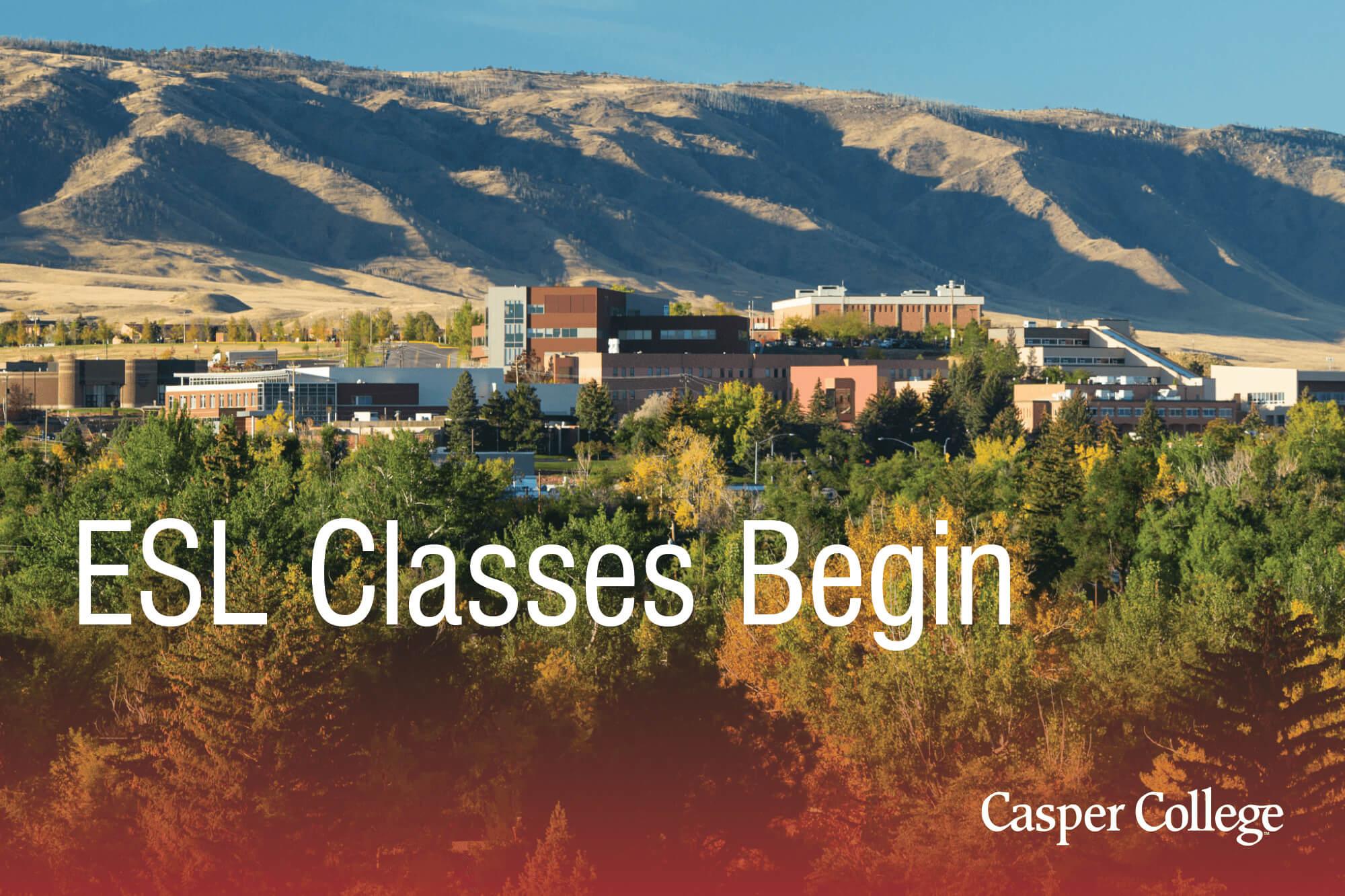 scenic image of campus