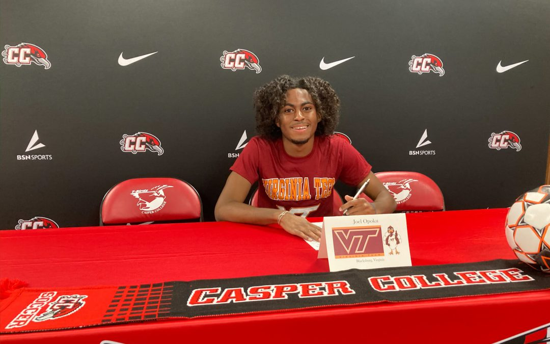 Opoku first soccer player to sign to DI school