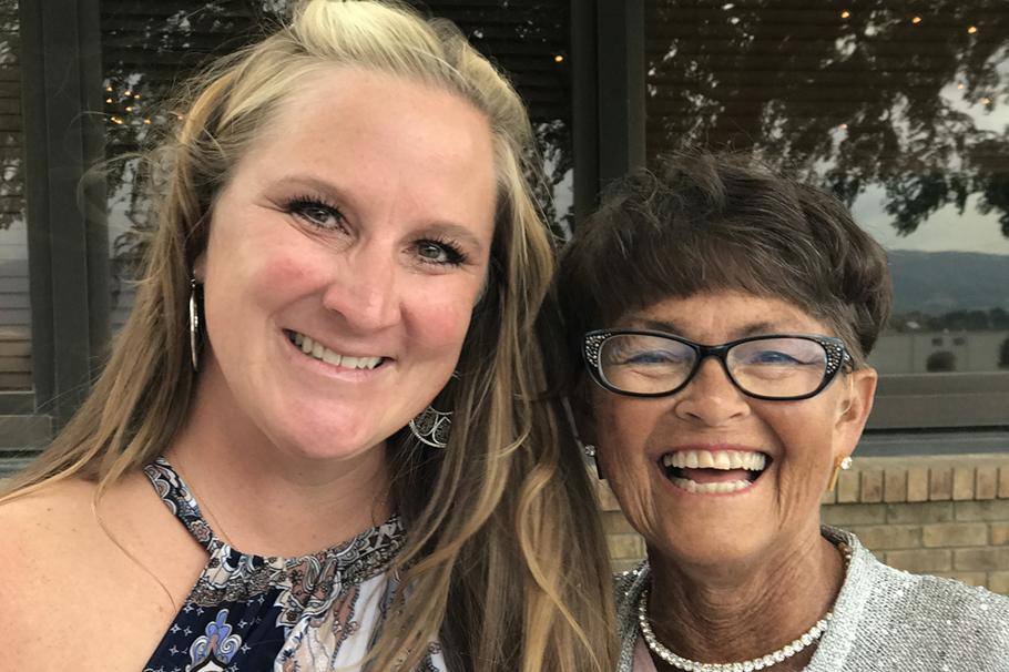 Woman of grace and generosity, 2021 Distinguished Alumnus